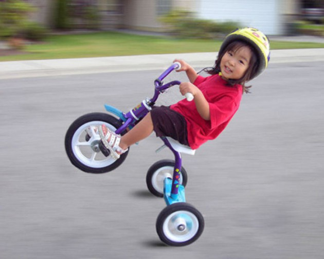 Честный обзор детских трехколесных велосипедов
