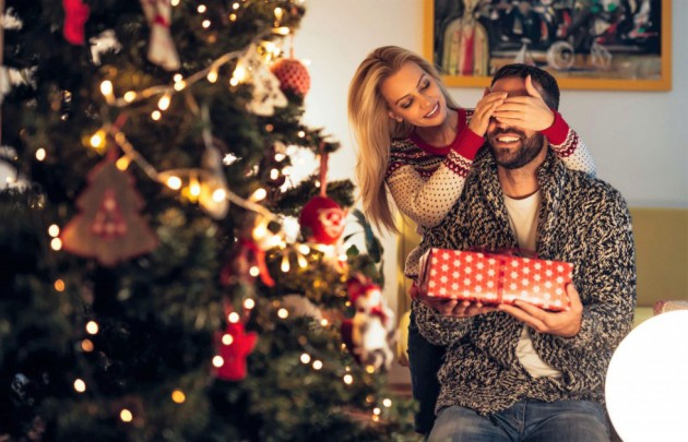 Какой подарок выбрать мужу на Новый год?