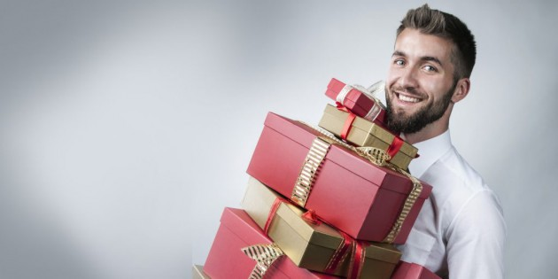 Новогодние подарки для друга - мужчины