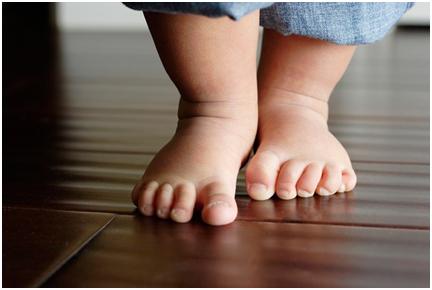 Комплекс упражнений ЛФК при плоскостопии у детей