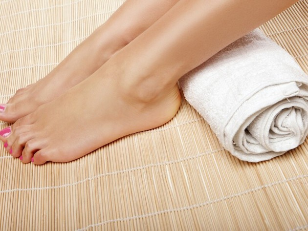 Ванночки для ног при плоскостопии взрослым и детям