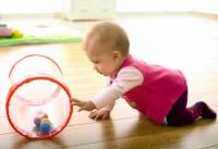 Ползание малыша как один из навыков