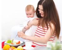 Приходим в форму после родов: как снизить вес кормящей маме