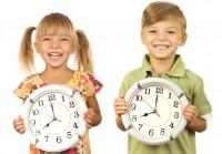 Какой должен быть режим дня ребенка от одного до трех лет?