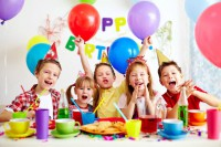 Как быстро организовать детский праздник