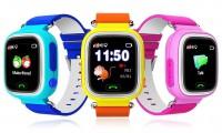 Детские часы с GPS-трекером: выберете свой вариант родительского контроля