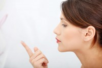 Правда о контактных линзах при беременности