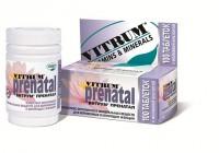 Прием витаминов Витрум Пренатал при грудном вскармливании