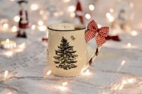 История символов нового года - Деда Мороза и Снегурочки