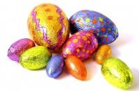 Пасхальное яйцо своими руками из фольги: мастер-класс