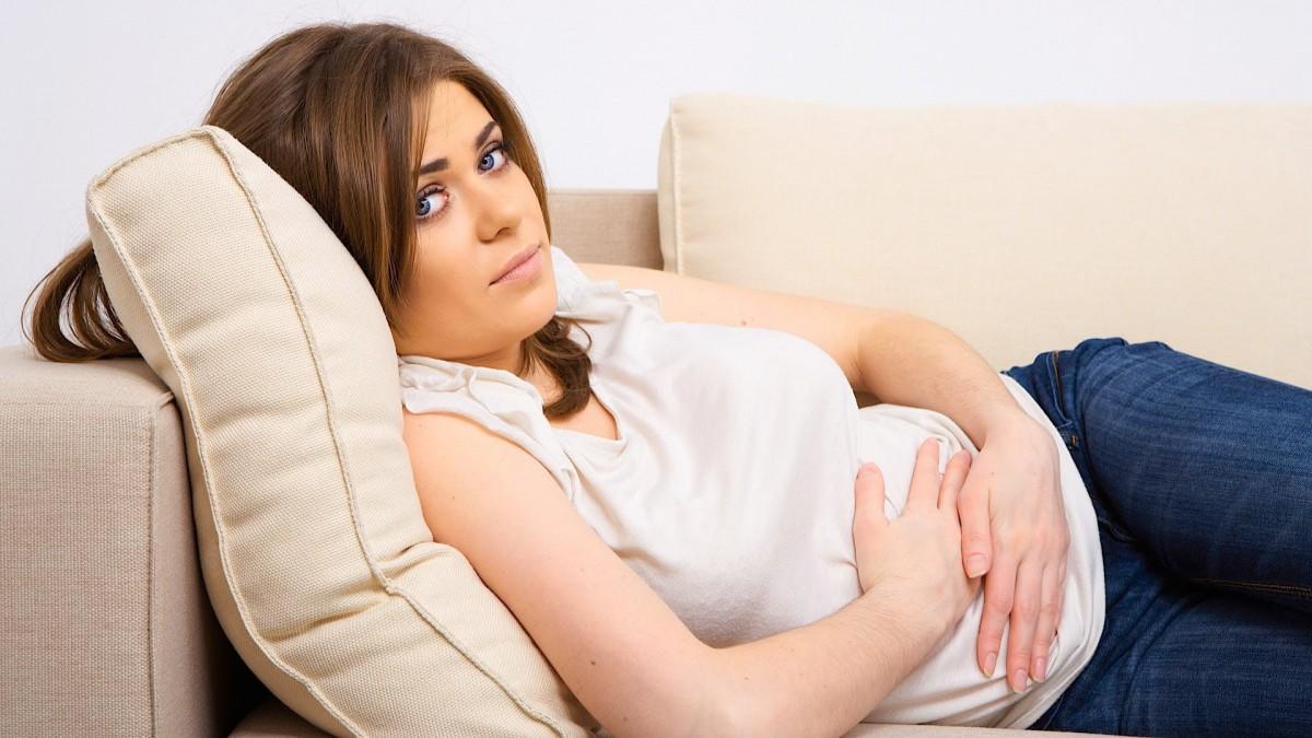 Сильно понервничала при беременности
