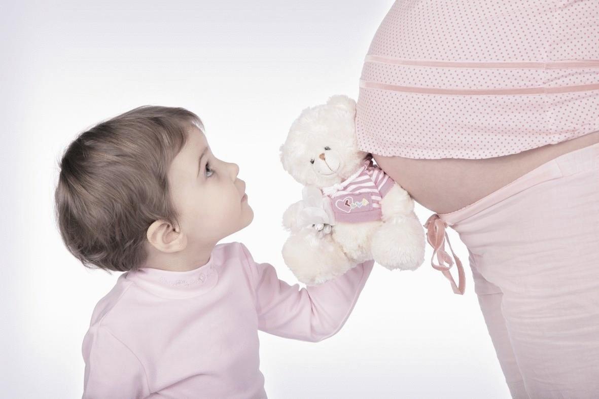 Депрессия при беременности вторым ребенком