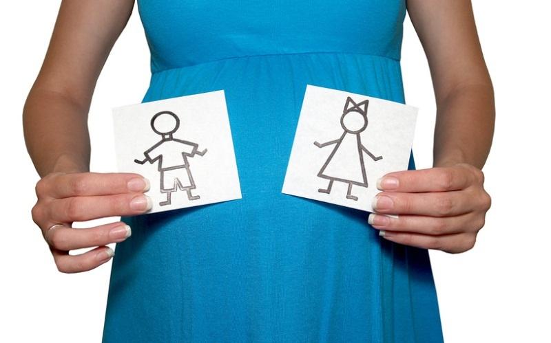 Определение пола ребенка