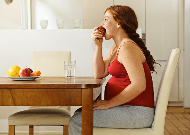 Состояние женщины на 16 неделе беременности