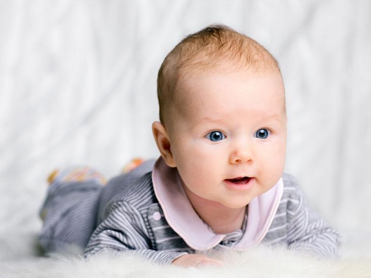 Ребенок три месяца
