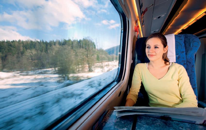 Поездка на поезде при беременности