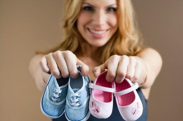 Беременность двумя детьми