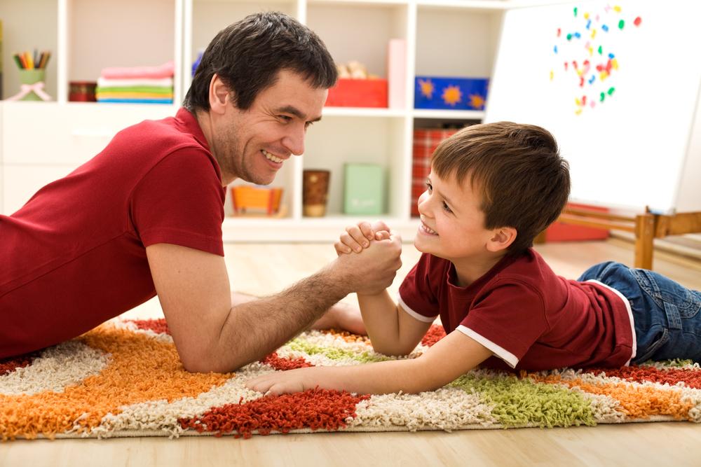 правильные примеры сыну отцом