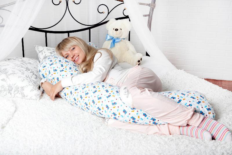 Какой формы бывают подушки для беременных