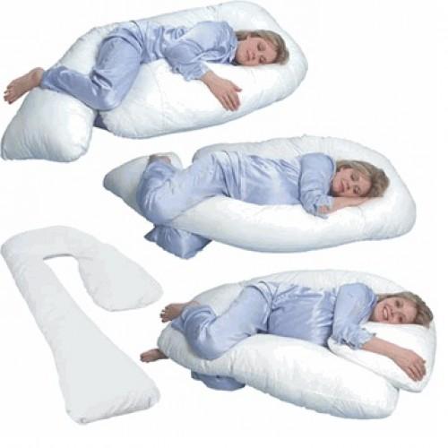 Как правильно подкладывать подушку