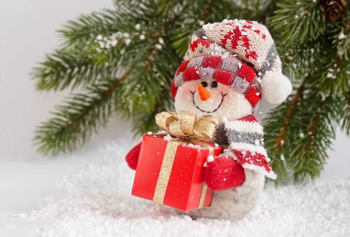 Интересные варианты подарков на Новый год