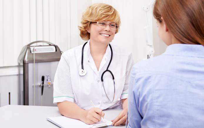 Первый прием у врача по беременности