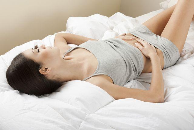 Ощущения женщины в первые дни беременности