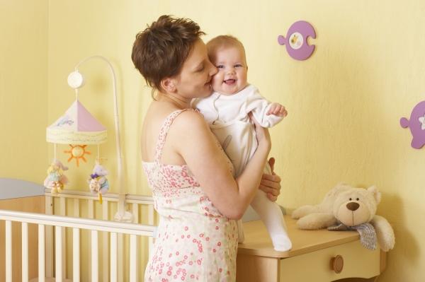 Рекомендации мама при потливости малыша