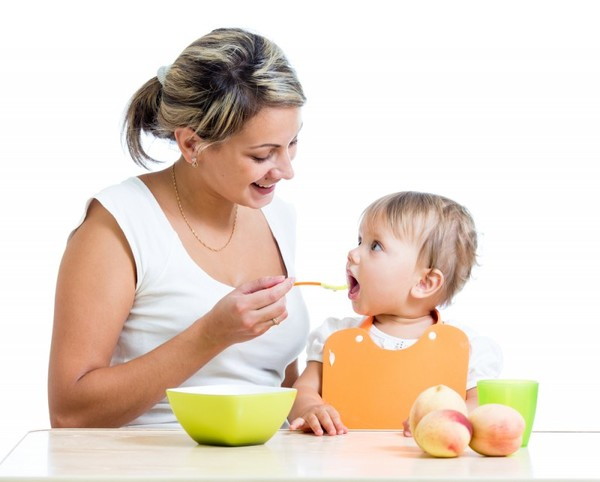Примерное меню для ребенка в 1 год