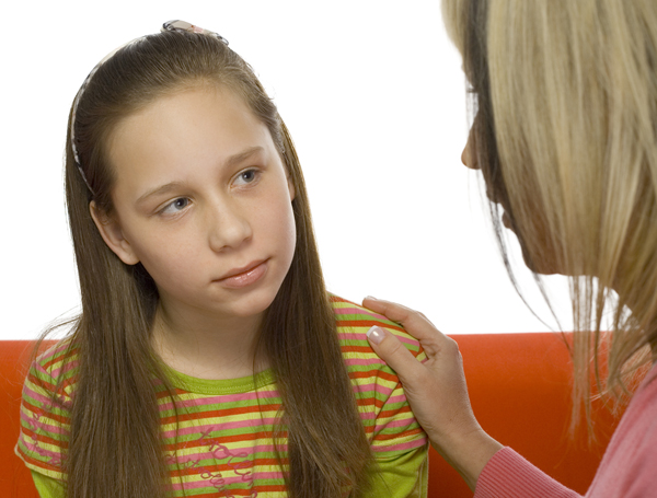 Изменения в девочках при скором наступлении первых месячных