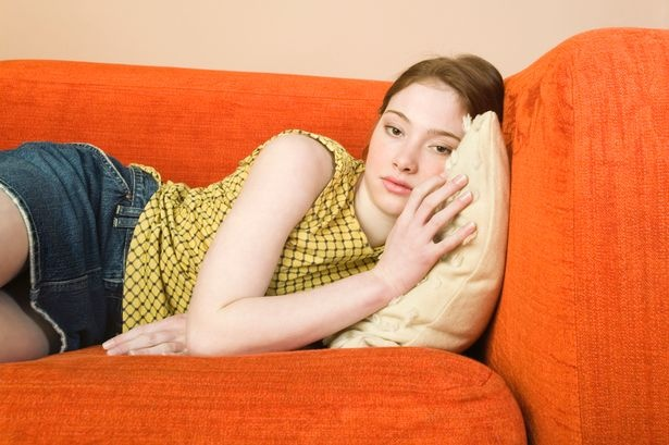 Причины задержки менархе