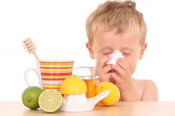 Лечение ребенка от кашля народными средствами