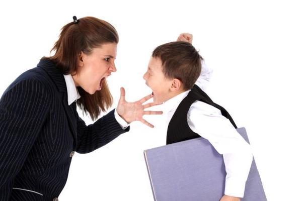 Причины конфликтов ученика и учителя