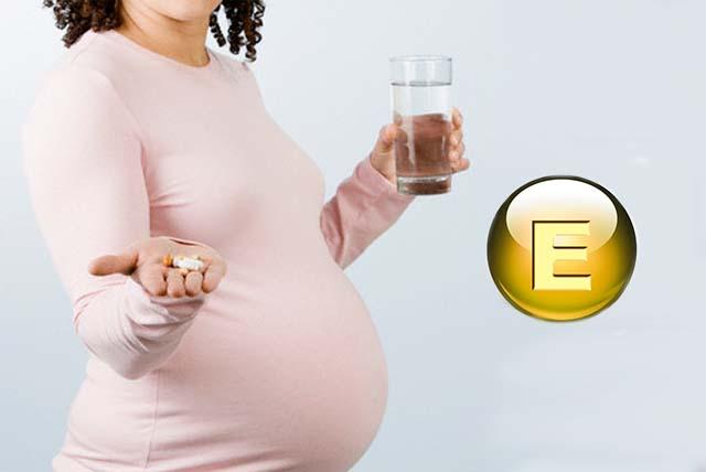 Как витамин Е может навредить беременной