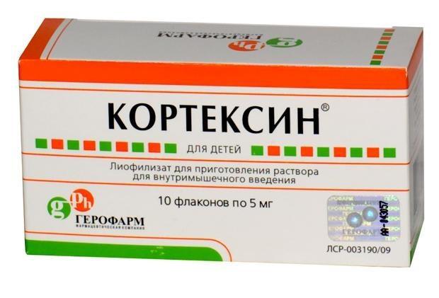 Кортексин ноотропный препарат