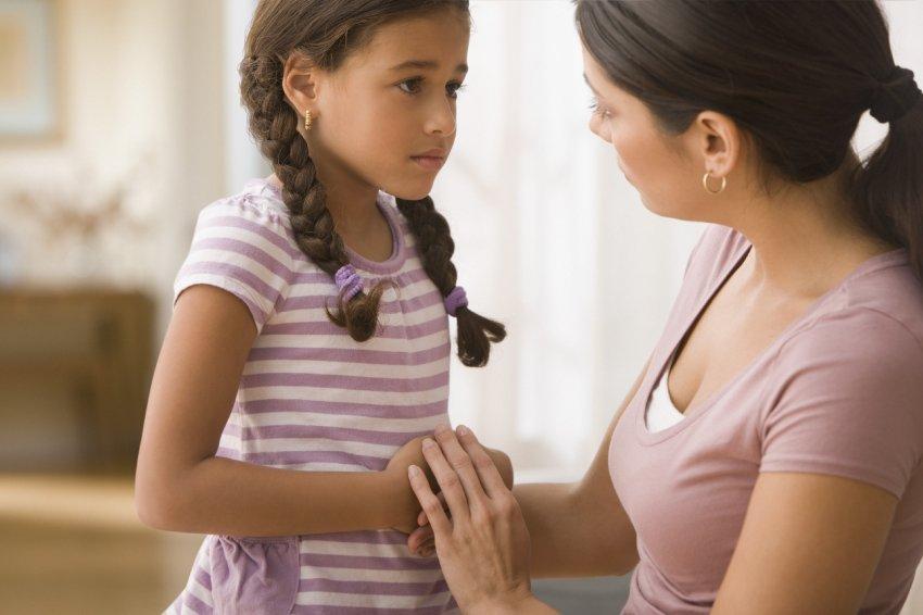 Оказание помощи ребенку при боли в животе, рвоте, температуре