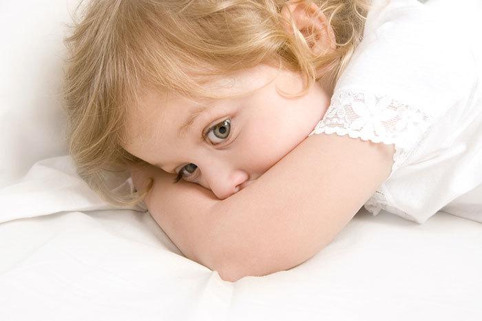 Оказание помощи больному ребенку