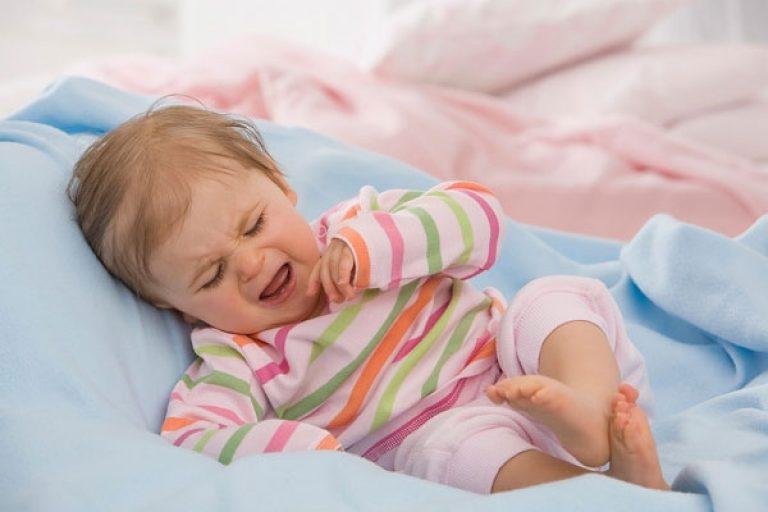 Причины повышения температуры у годовалого ребенка