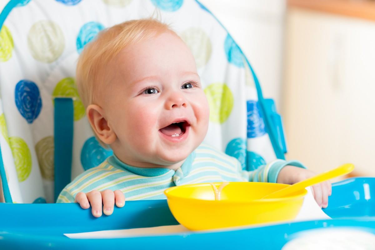 Когда малыша начинать кормить индейкой