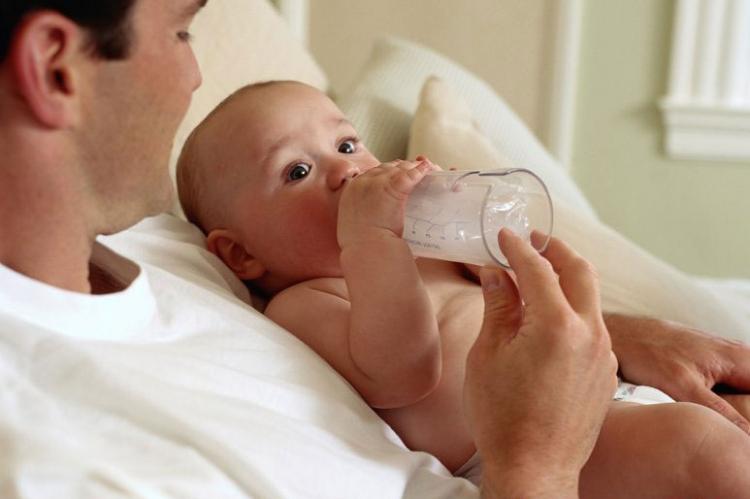Лечение ребенка при поносе