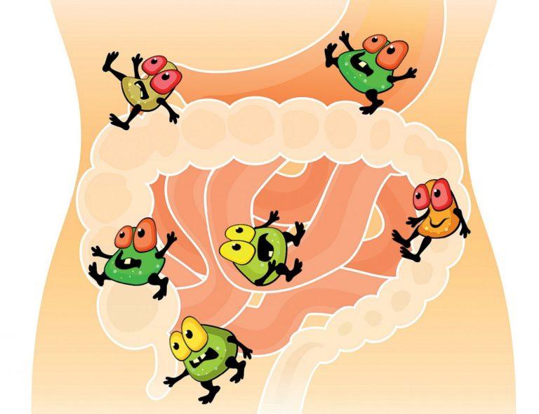 Проявление плохого влияния антибиотиков
