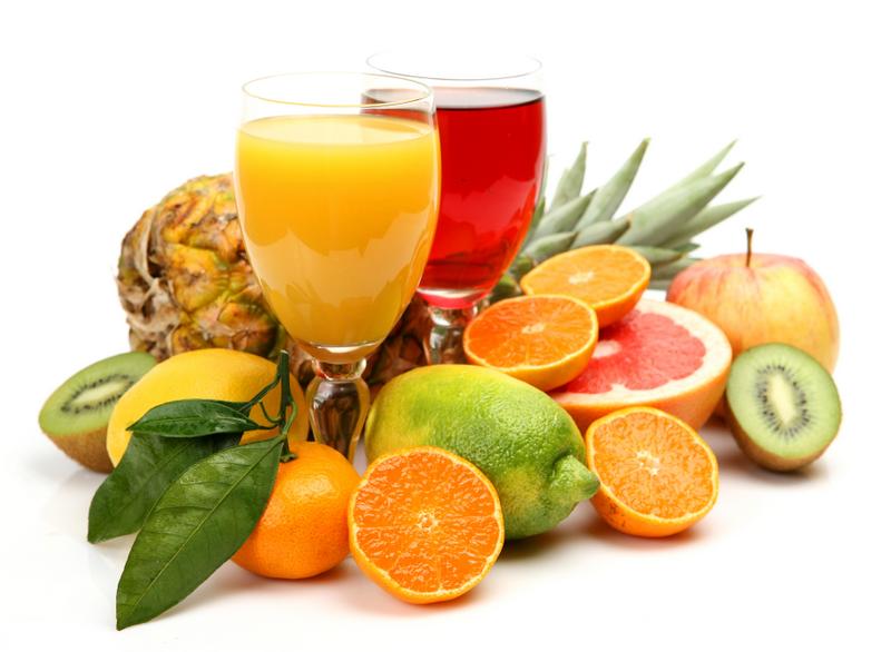 Продукты витамина С