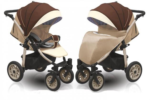 Прогулочные коляски Camarelo EOS