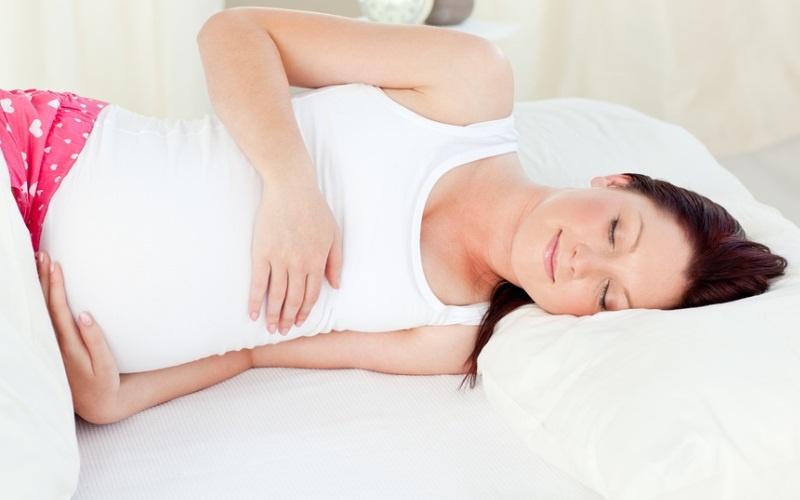 С какого срока нельзя беременным лежать на спине 879