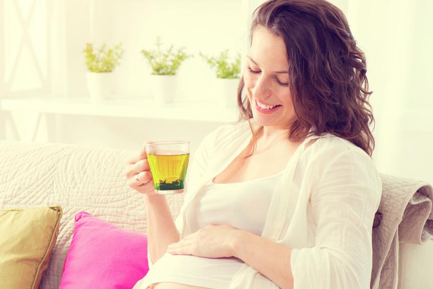 Можно ли беременной чай с мятой