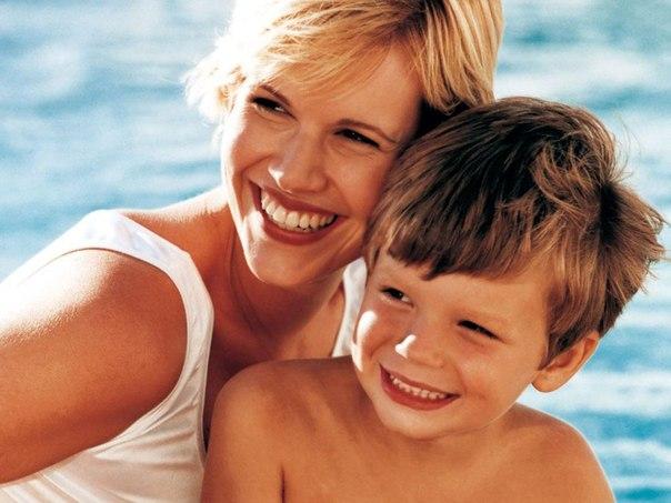 сын и мама онлаи