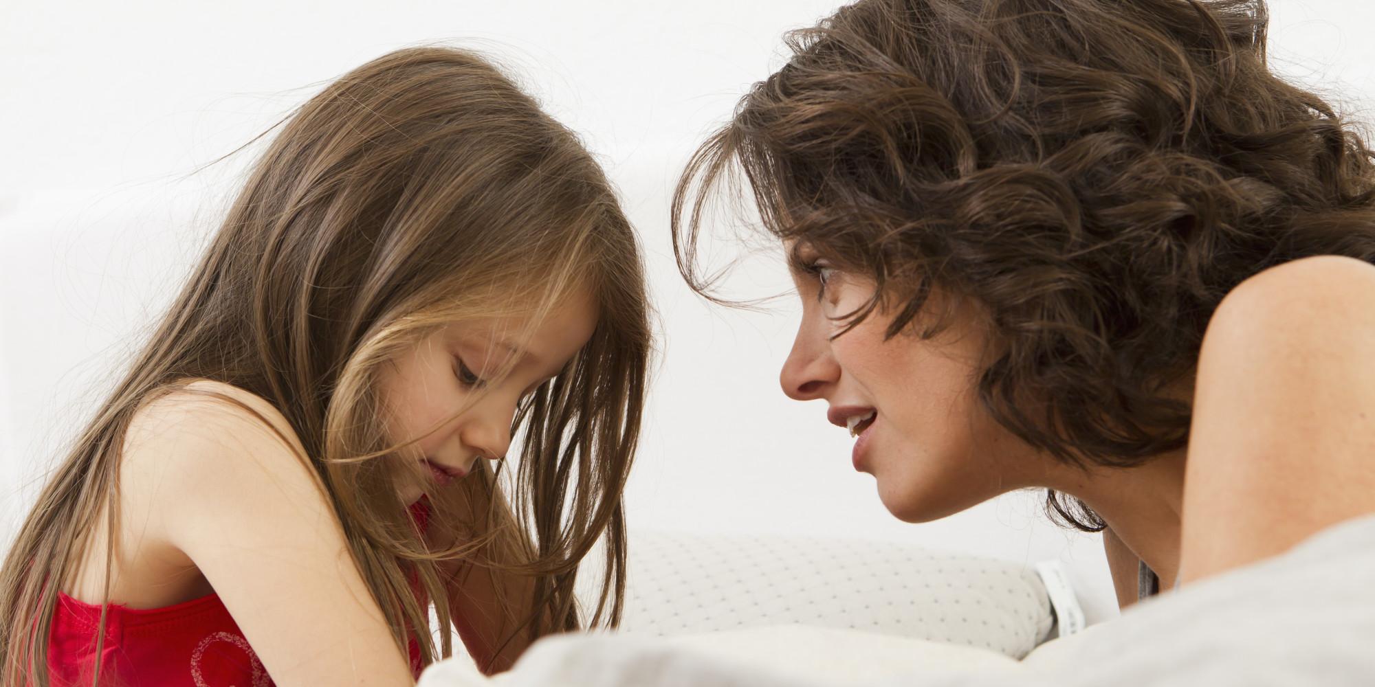 не нарушайте личное пространство ребенка