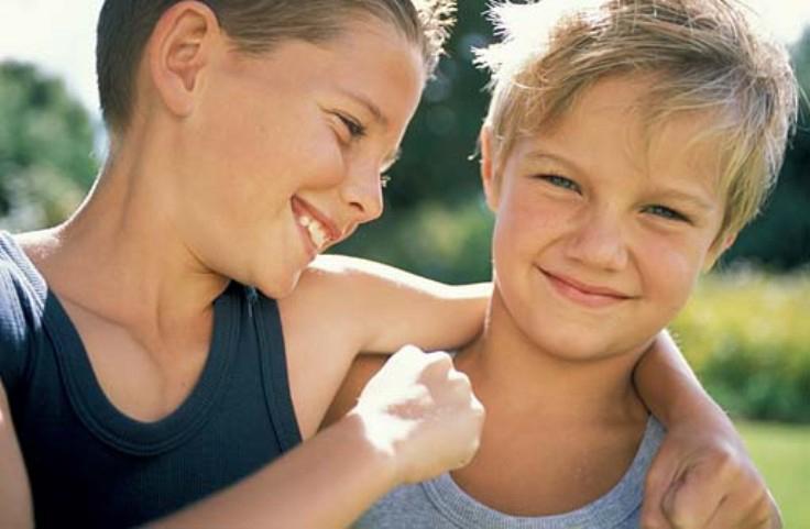 Дружба среди детей