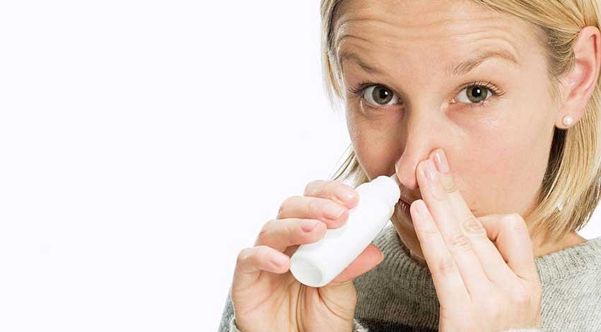 капли оксиметазолина в нос