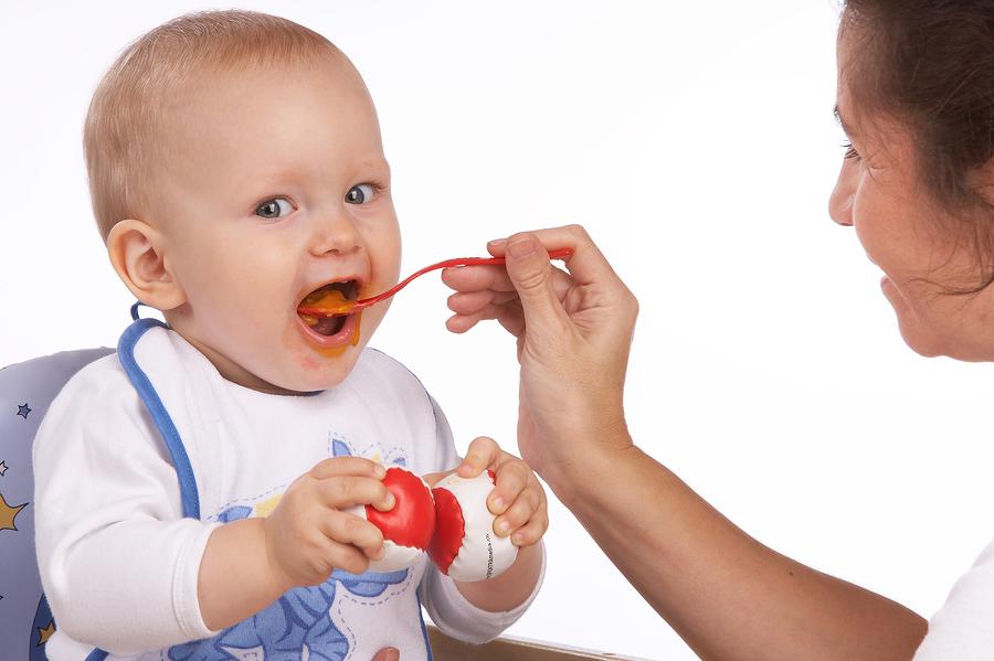 когда вводить ребенку ужин